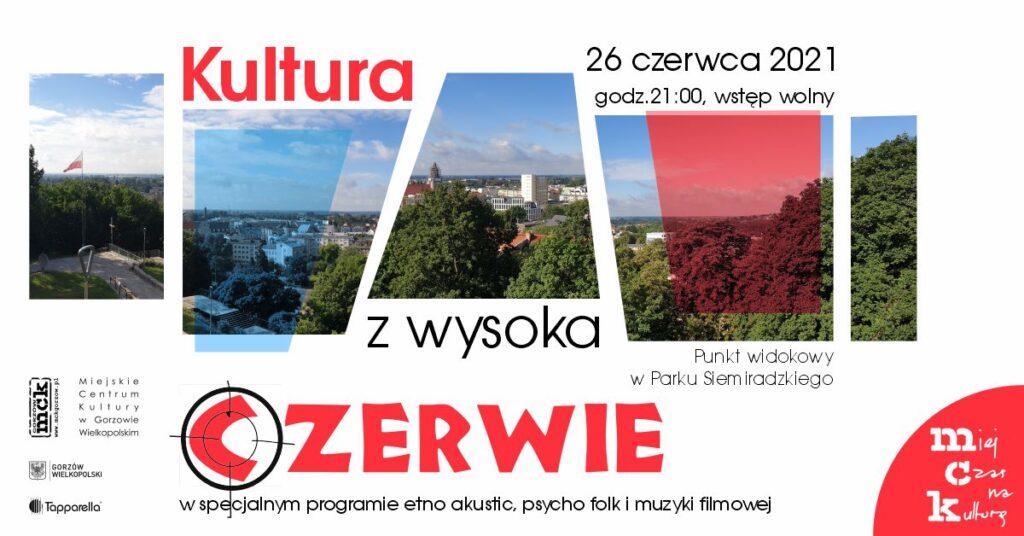 2021.06.26 Kultura z wysoka baner wydarzenie fb